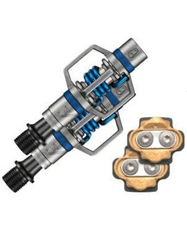 Crankbrothers Eggbeater 3 Pedals - Blue
