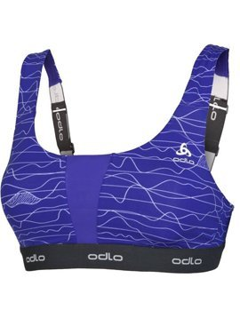 ODLO Medium Support Padded Sports Bra