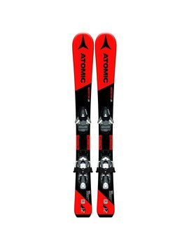 ATOMIC REDSTER J2 + BINDING C5 SR SET  70-90