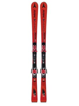 ATOMIC REDSTER S9 + BINDING X14 TL R 165-171