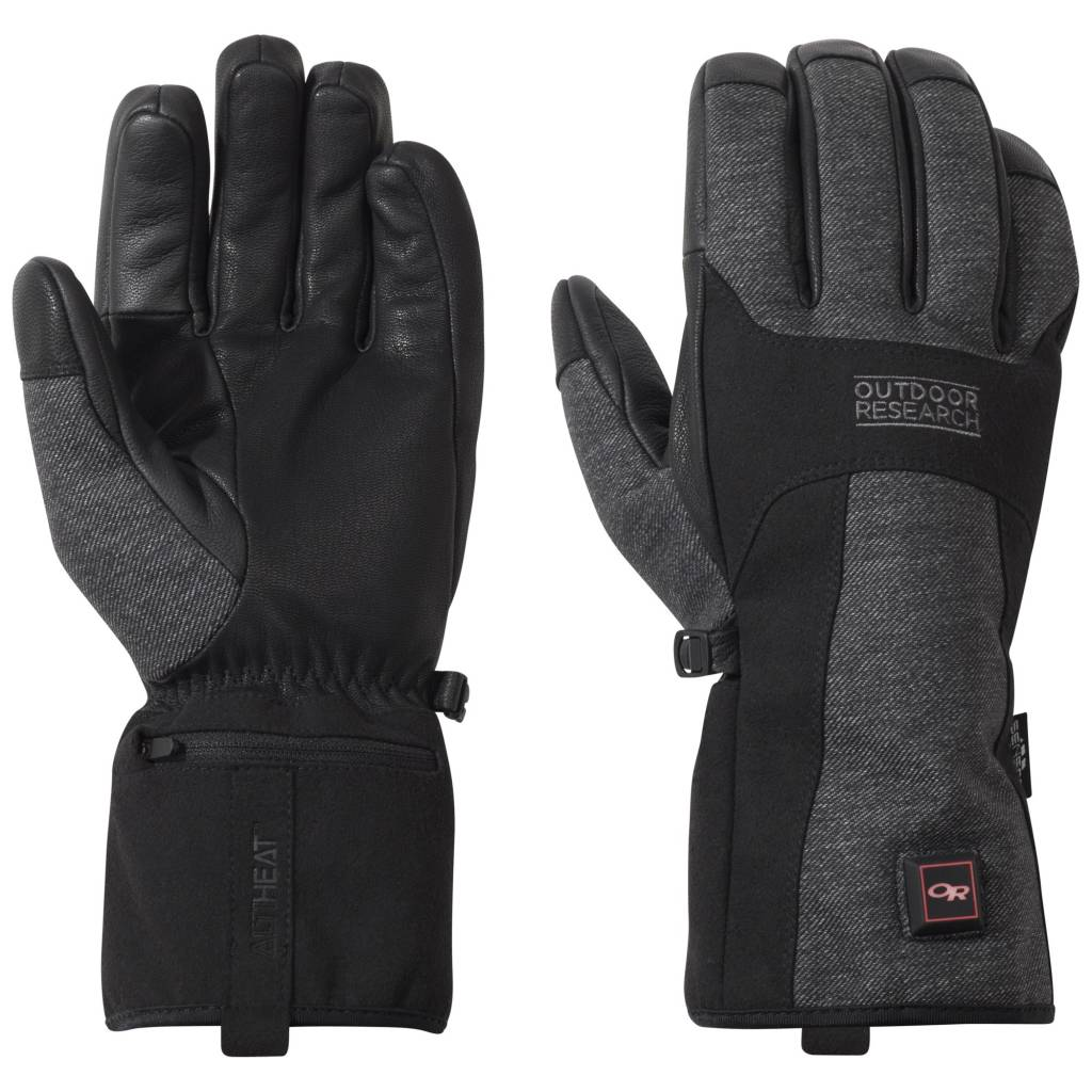 Outdoor Research Oberland Heated Gloves Unisex