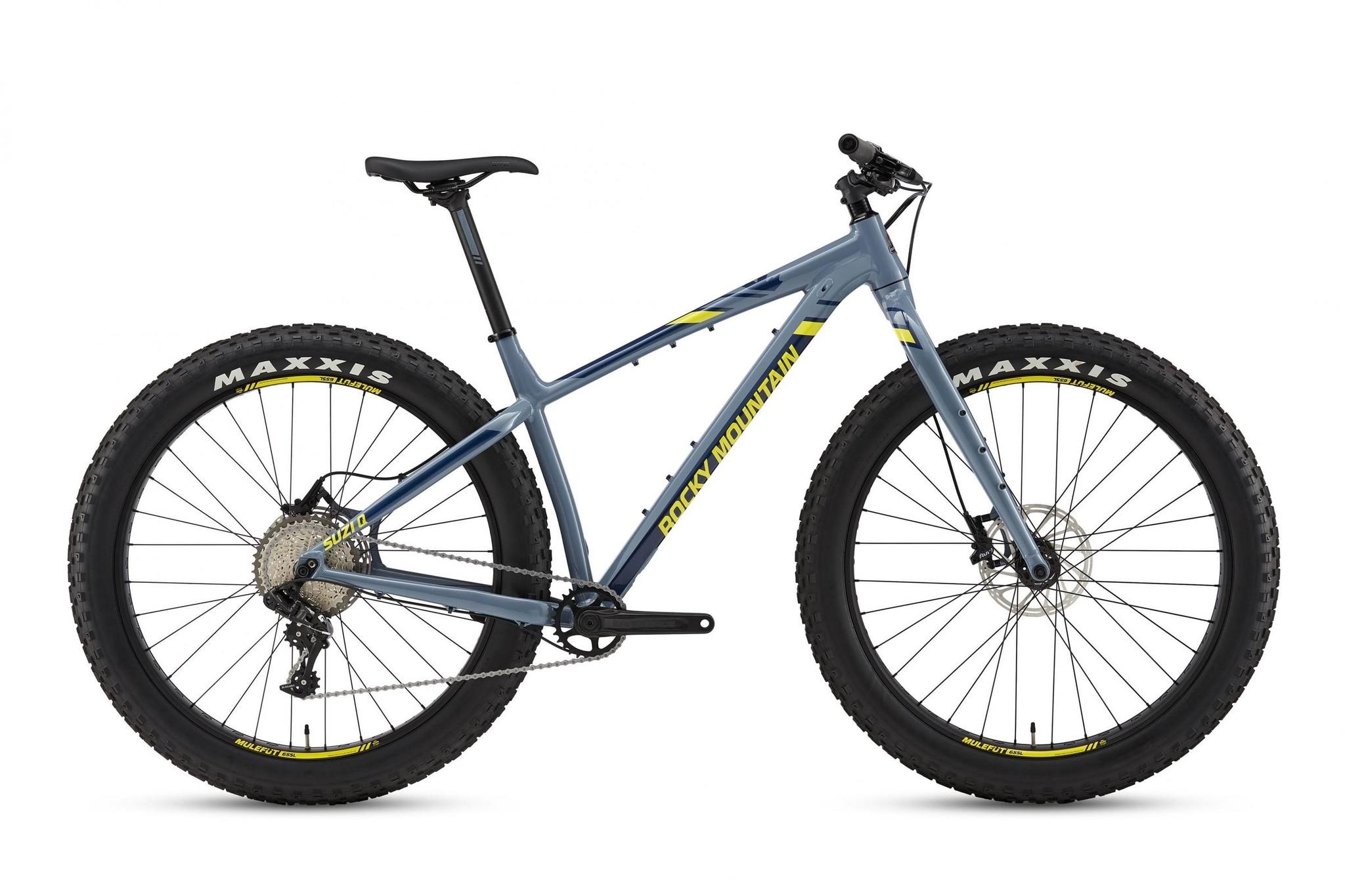 Rocky Mountain Bikes SUZI Q 30 Fat Bike