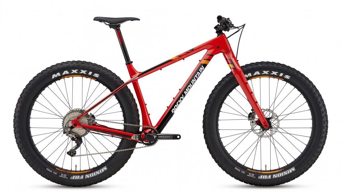 Rocky Mountain Bikes SUZI Q -90 RSL Fat Bike - Medium Frame Size