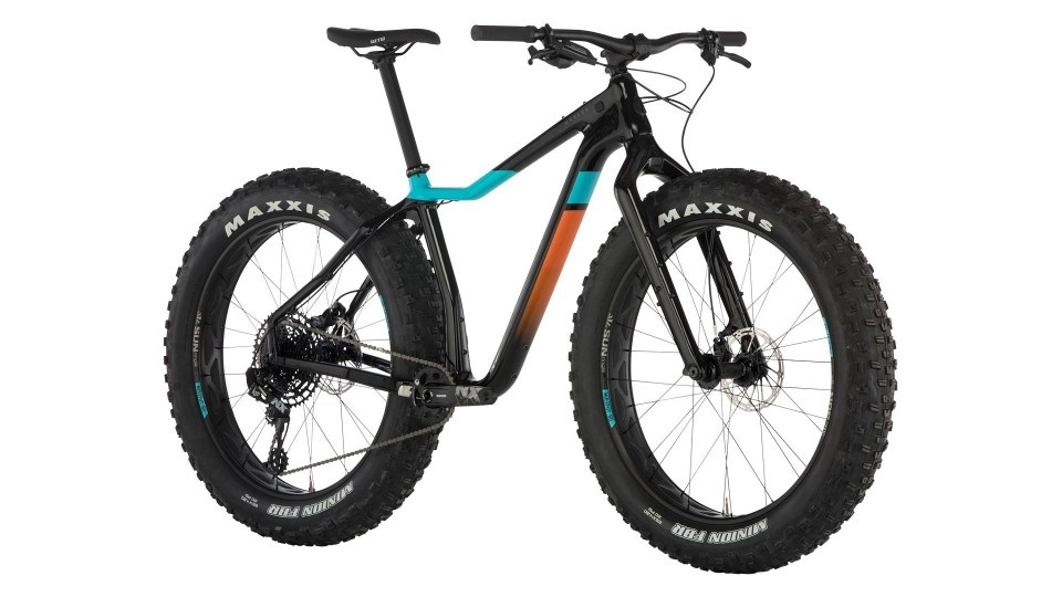 salsa Mukluk Carbon NX Eagle Fat Bike