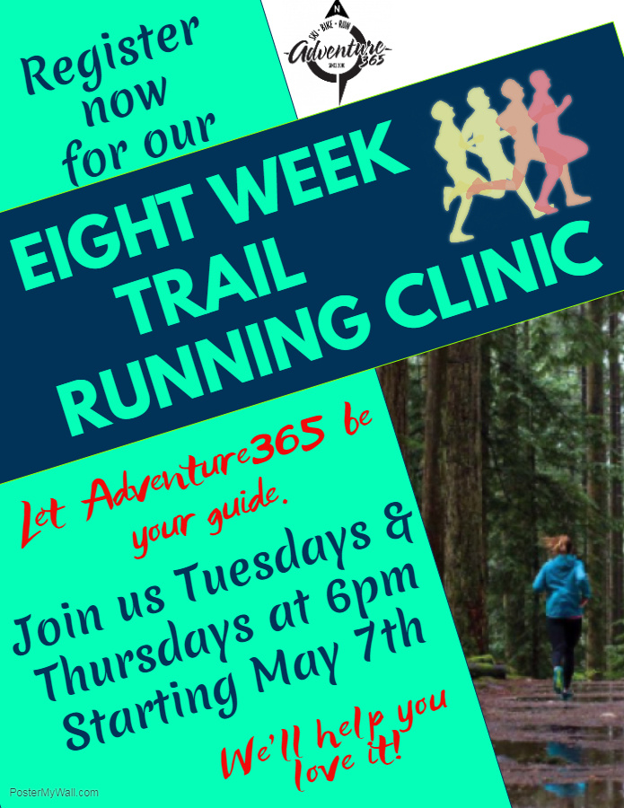Spring Trail Run Clinic