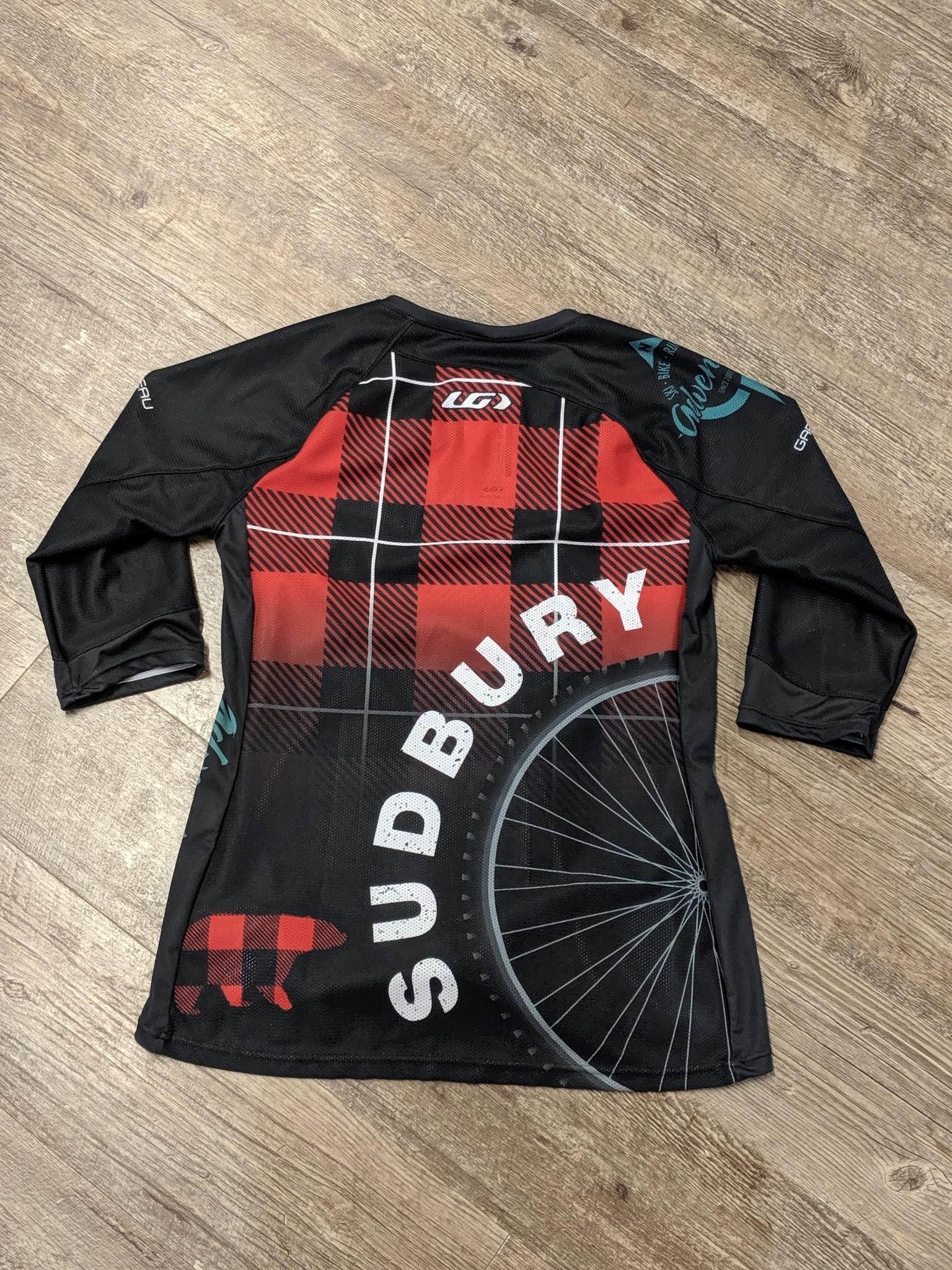 Sudbury Jersey 2019 -Men's  MTB 3/4 Sleeve