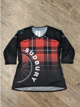 Sudbury Jersey 2019 -Women's  MTB 3/4 Sleeve