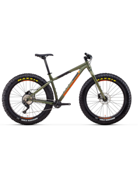 Rocky Mountain Bikes Blizzard 30 Fat Bike