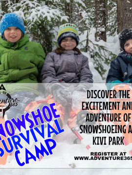 SNOWSHOE SURVIVAL CAMP 2020