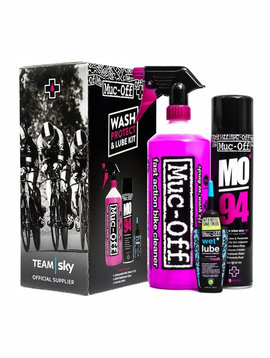 Muc-Off Wash Protect & Lube Kit - Dry Lube