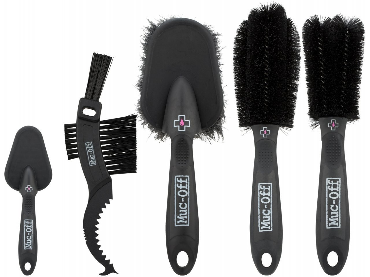 Muc-Off 5 Piece Premium Brush Set
