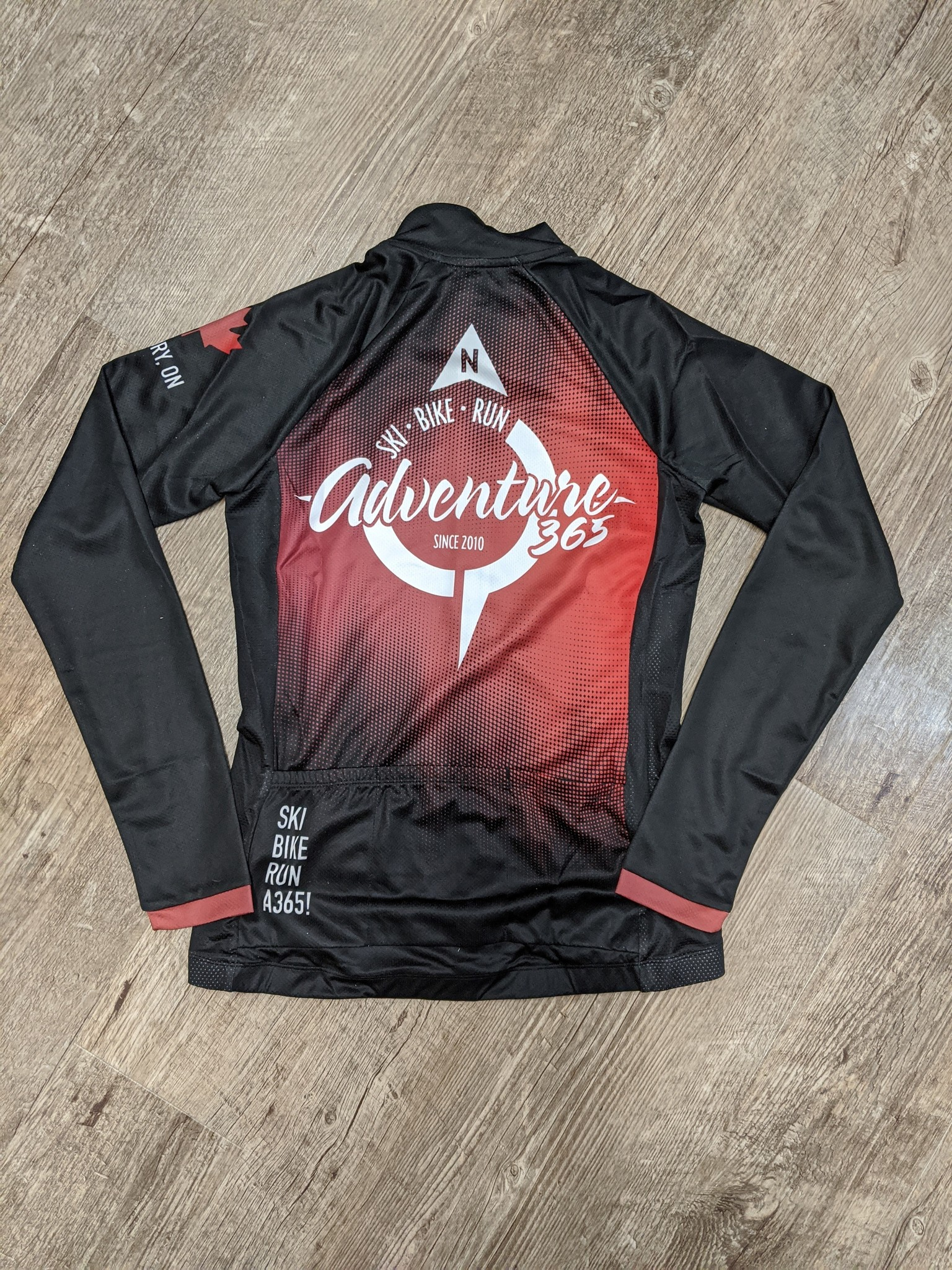Adventure365 Women's LS Jersey