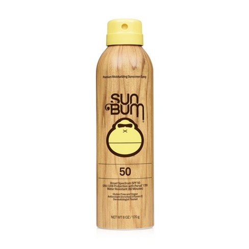 SUN BUM Original Sunscreen Spray SPF 50