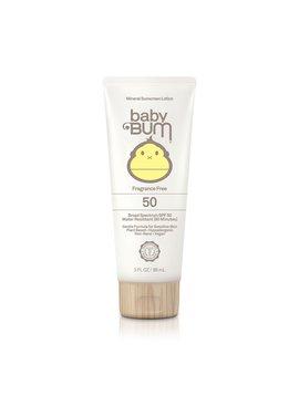 SUN BUM Baby Bum Mineral Sunscreen Lotion SPF 50