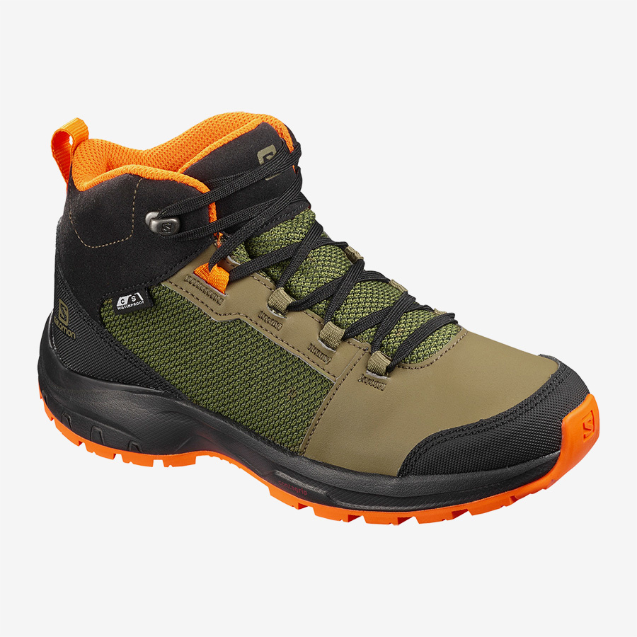 Salomon OUTward CSWP Junior Hiking Boots
