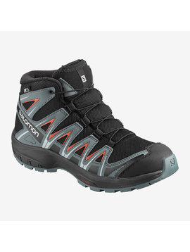 Salomon XA Pro 3D Mid CSWP JR Hiking Boots