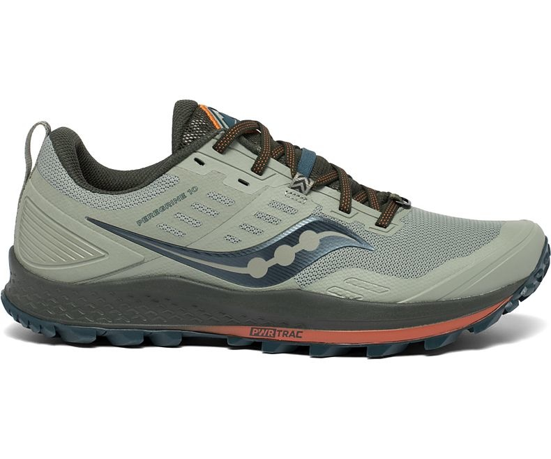 Saucony Peregrine 10 Men's Trail Running Shoe