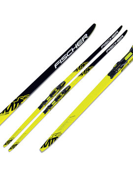 Fisher CRS Skate IFP Skis