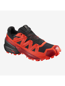 Salomon Spikecross 5 GTX Unisex Winter Running Shoe