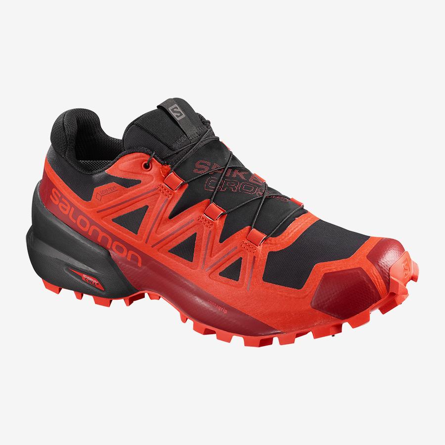 Salomon Spikecross 5 GTX Unisex Winter Running Shoe