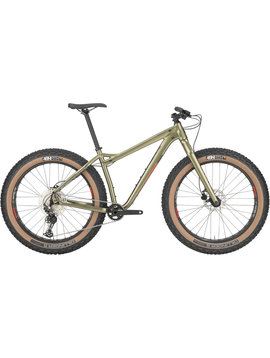 Salsa Mukluk AL Deore 11 Fat Bike