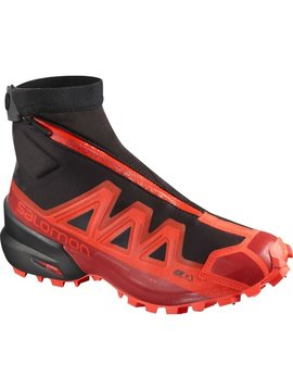 Salomon Snowspike CSWP Unisex Winter Running Shoe