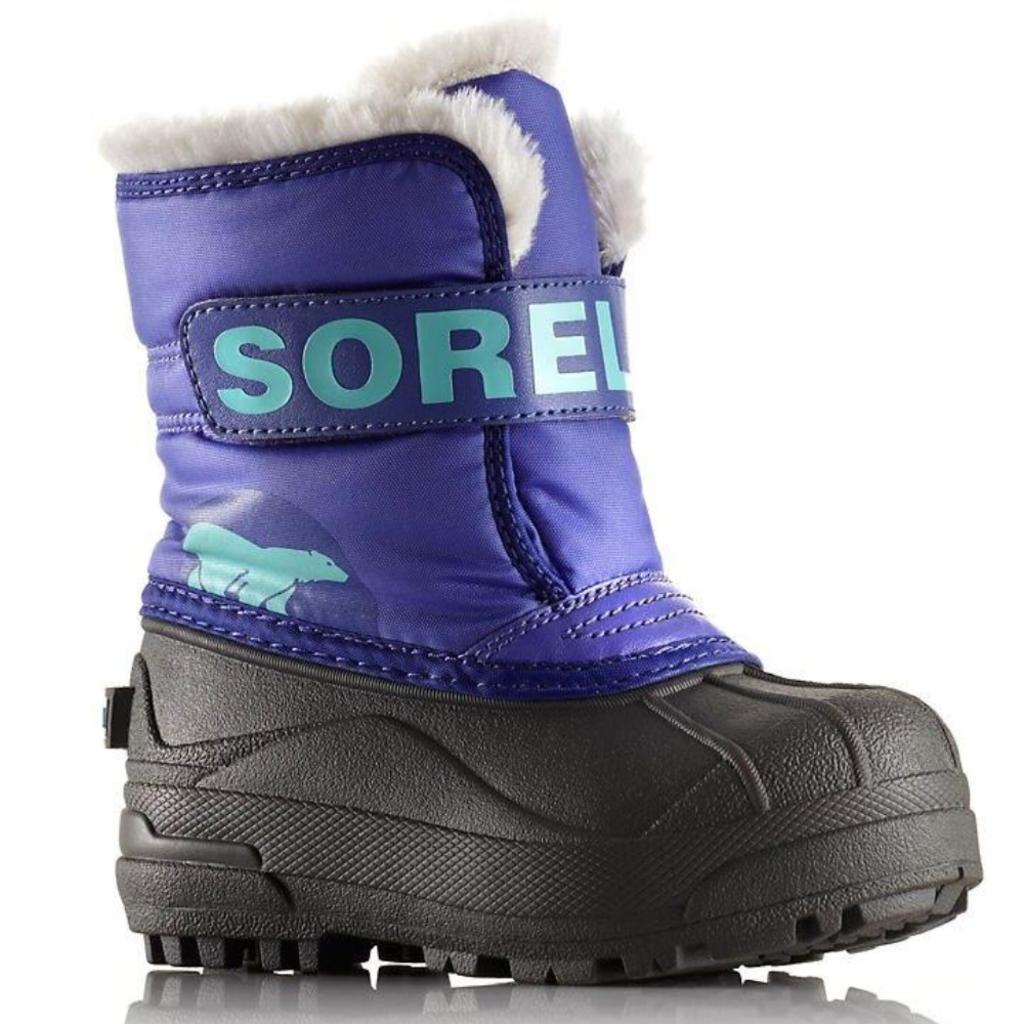 Sorel Snow Commander Toddler Boot - Size 4
