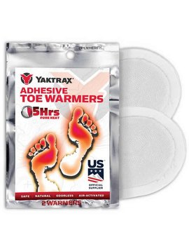 Yaktrax Toe Warmers - Pair