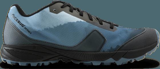 IceBug Pytho5 BUGrip Studded Mens Running Shoe