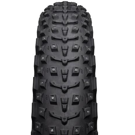 45NRTH Dillinger 5 26 x 4.6 Studded Fat Bike Tire
