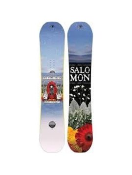 Salomon Gypsy Classicks Snowboard - 143
