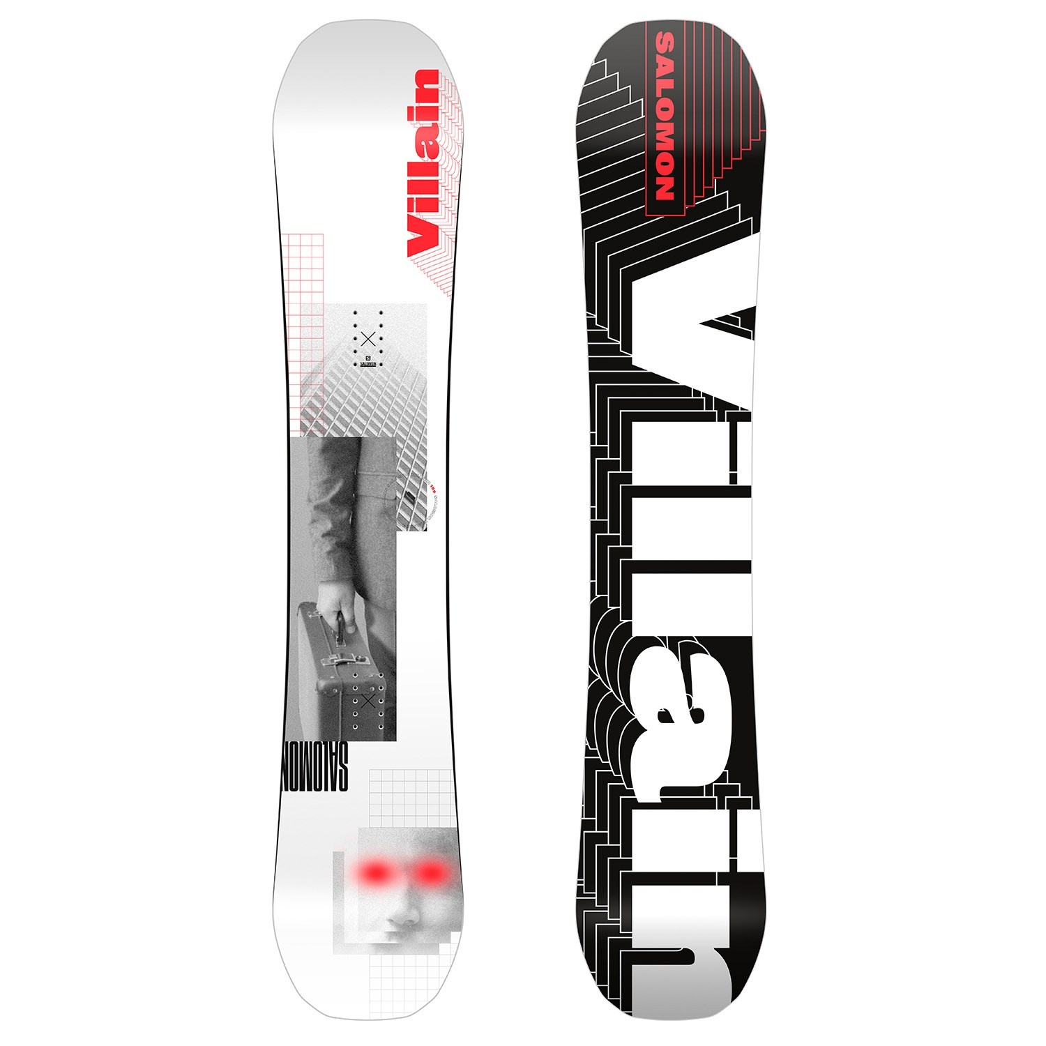 Salomon The VILLAN Snowboard - 145