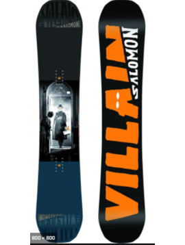 Salomon The VILLAN Snowboard - 155