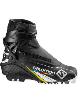 Salomon Equipe 8 Pilot Skate Boot - 11.5US / 46EUR