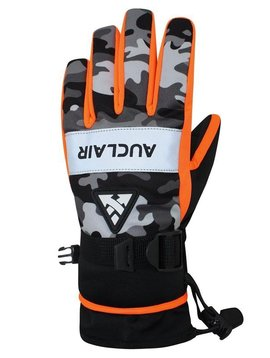Auclair Junior Camo Flash Glove