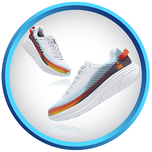HOKA Rincon 2 - Ironman Edition - Women's Running Shoe
