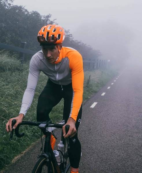 POC Essential Road Mid Long Sleeve Jersey - Men's