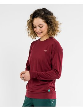 Peppermint Cycling Mellow Long Sleeves Tee