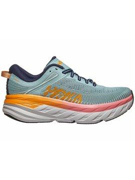 HOKA Bondi 7 Women's Running Shoe - WIDE