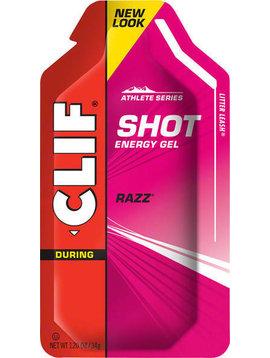 Clif Shot Energy Gels - Raspberry - Individaul Pack