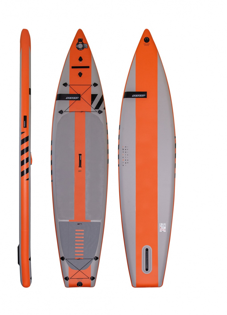 RRD Air EVO Tourer Paddle Board - 12'