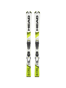 Head Supershape SLR Junior Ski+ SLR 7.5 AC Binding