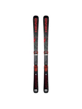 Head Monster 88 Skis + Attack 13 Binding - 156