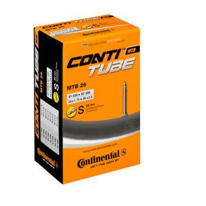 CONTI BICYCLE TUBE 26 X 1.75-2.5 42 MM