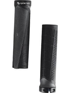 GRIPS PRO LOCK-ON BLACK/GREY