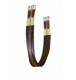 Tory Leathers Contour Girth w/ Elastic Ends
