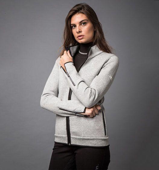 Alessandro Albanese Barletta Bonded Fleece Jacket