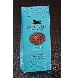 Dark Horse Chocolates Tally Ho Gable Box
