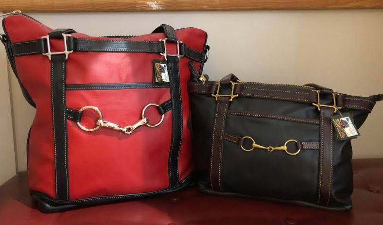 XL All Leather Tote