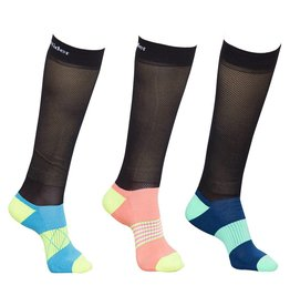 EquiCool Ventilated Riding Socks 3 Pack